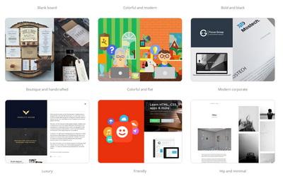 лучшие дизайны сайтов, web дизайн, современный дизайн сайта Moodboard